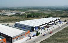 Letting Logistics building  in Zaragoza, Empresarium
