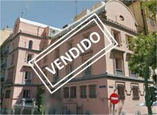 Office building  auction in Madrid, Almagro