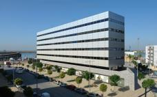 Letting Offices-Office Building  in Huelva, Puerto