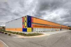 Letting Logistics building  in Rivavellosa, Arasur
