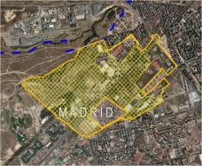 Plot under development  for sale in Madrid, Latina