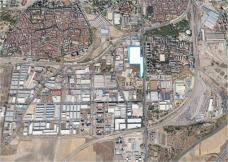 Industrial plot  for sale in Madrid, Villaverde